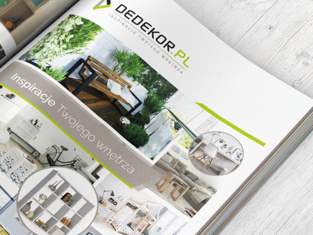 Strona katalogu Dedekor - zdjęcie główne