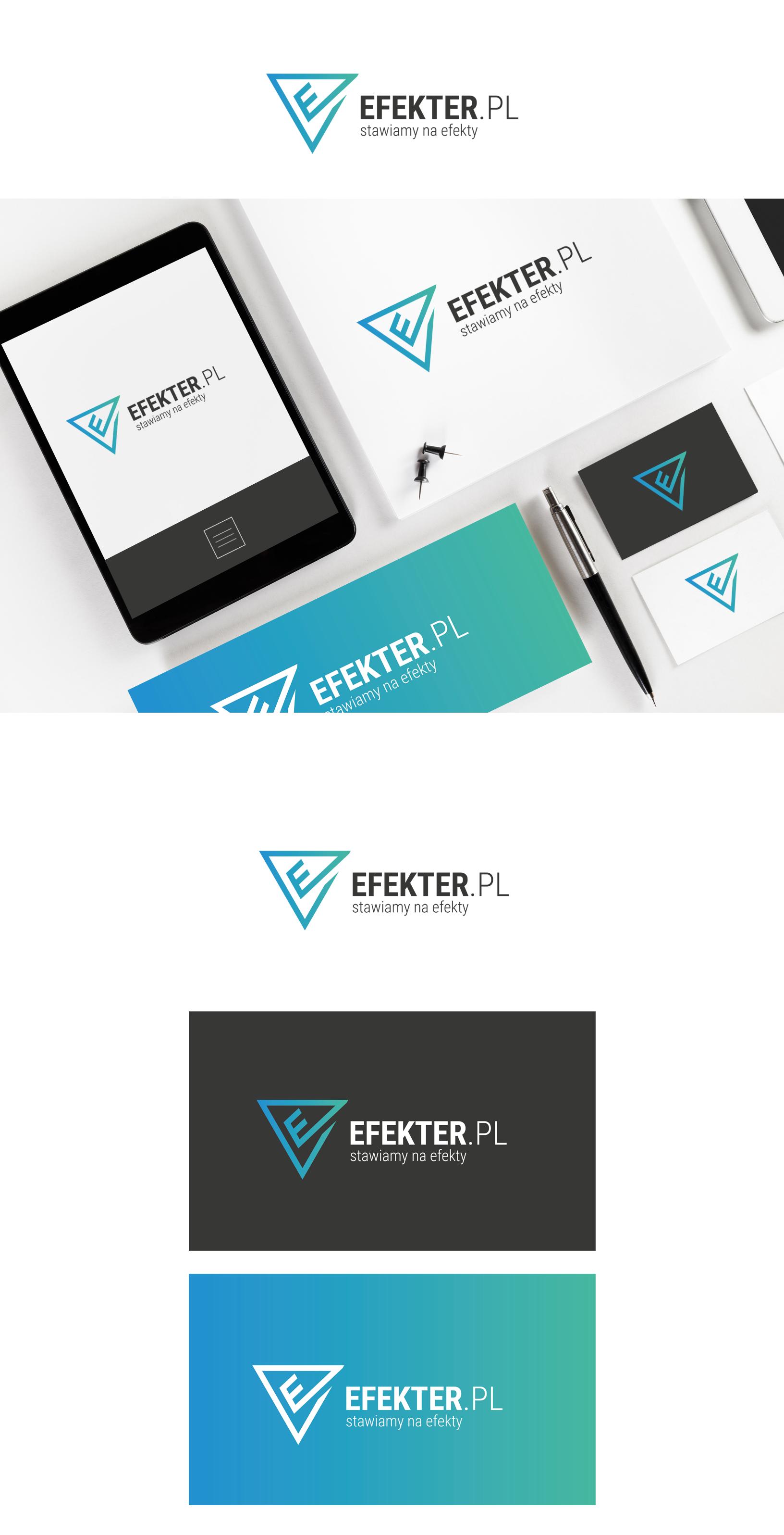 efekter prezentacja logo