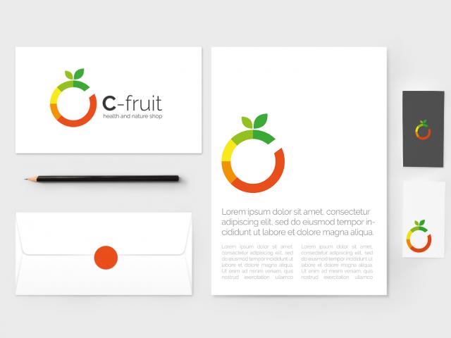 Prezentacja logotypu C-fruit - zdjęcie główne