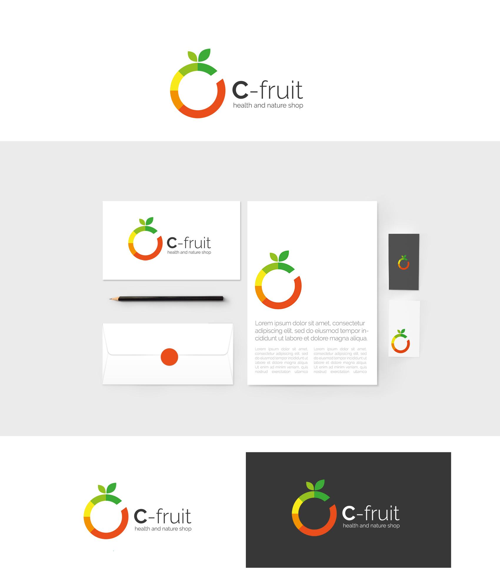 prezentacja logo c-fruit