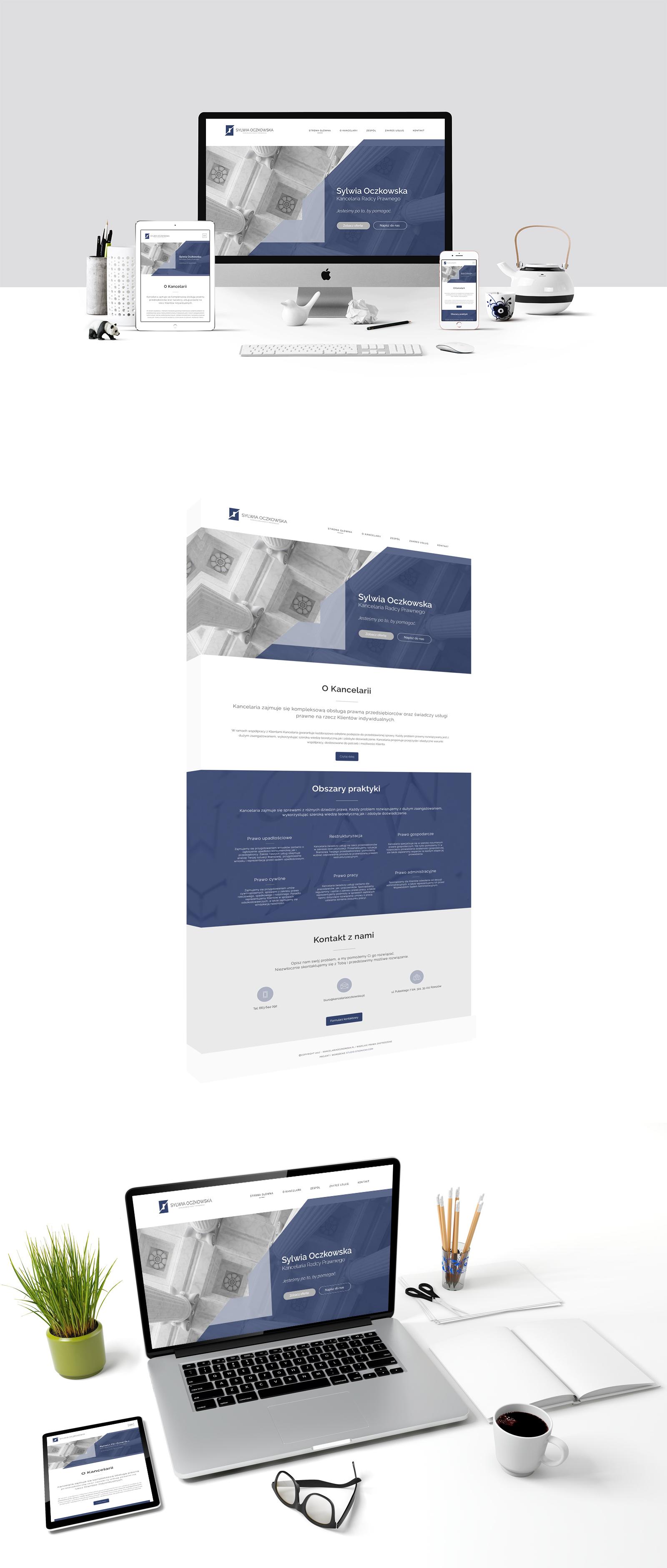 sylwia oczkowska prezentacja strony