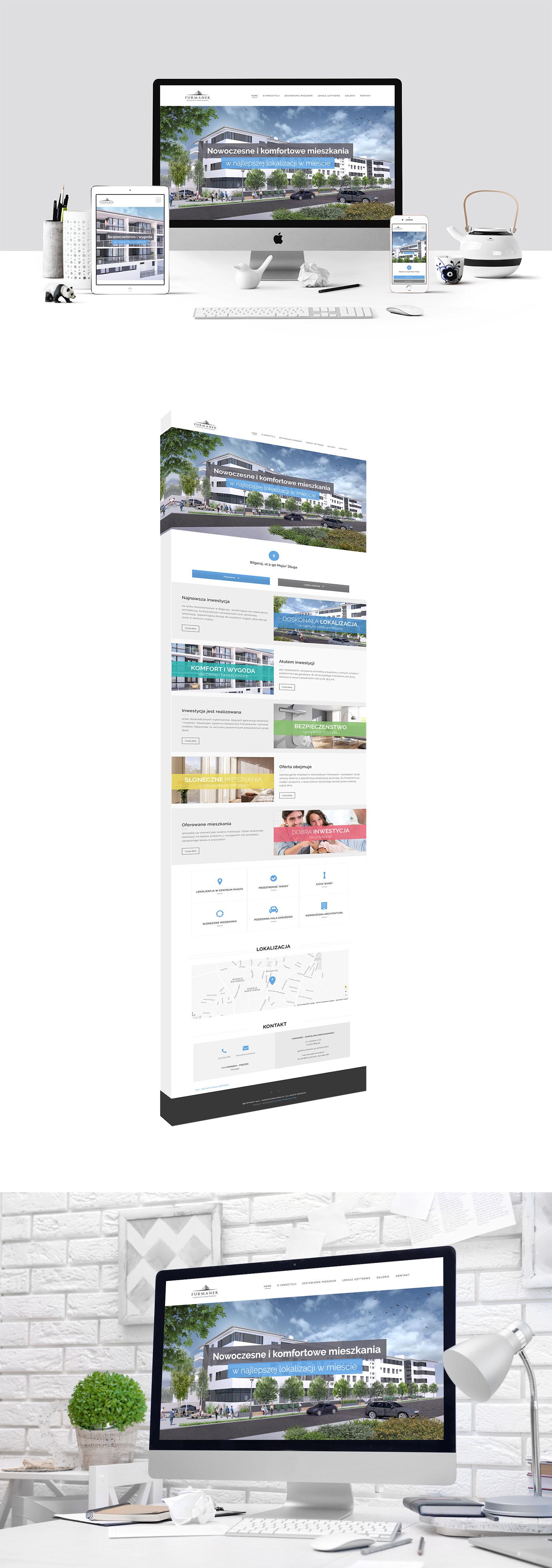 prezentacja strony mieszkania bilgoraj