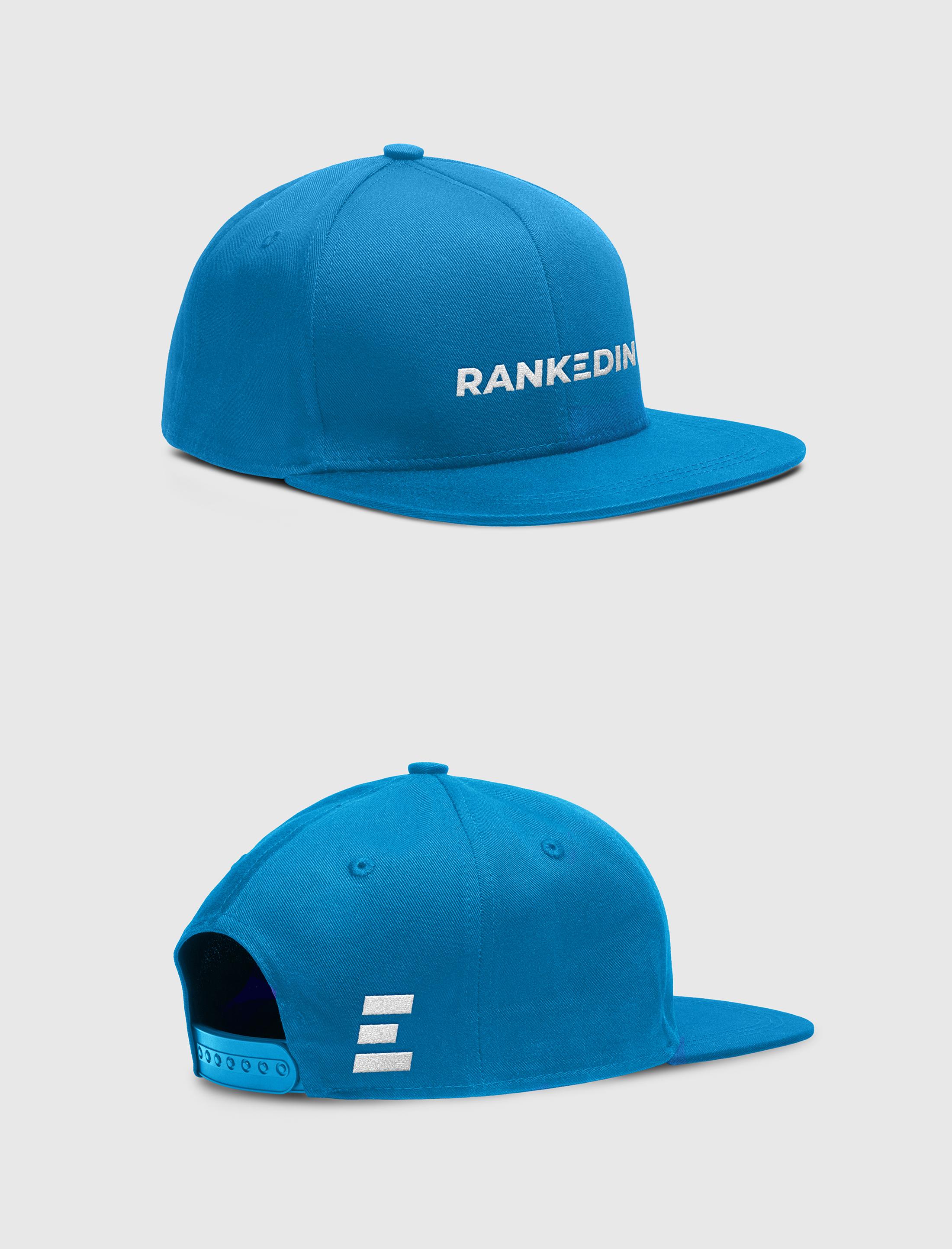 prezentacja czapka rankedin